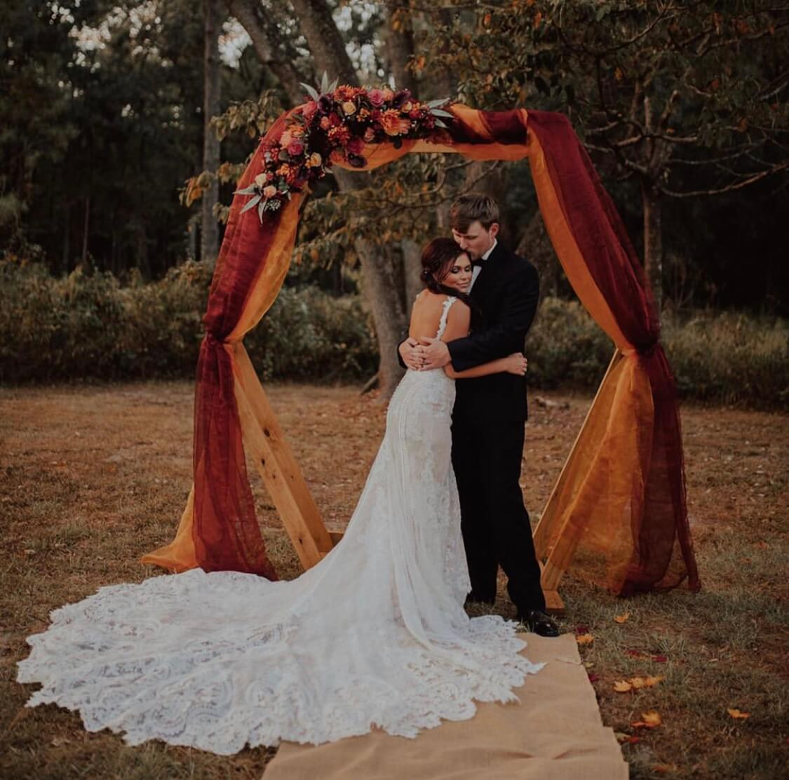 Fall Weddings at Loblolly Rise Plantation | Calin & Blake