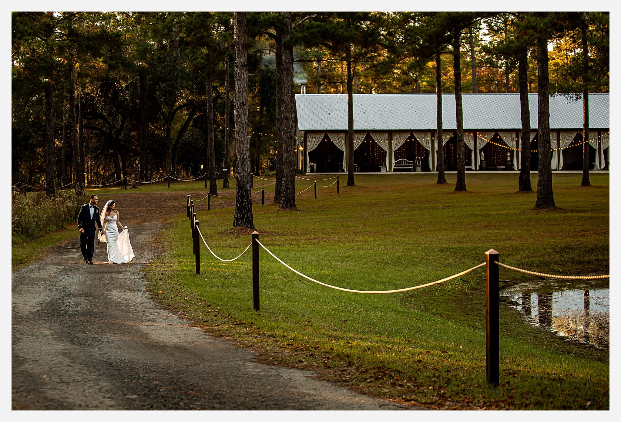 Elopement Weddings at Loblolly Rise | Tallahasse Wedding Venue